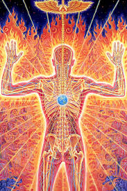 The illuminated Manuscript of the Body: Alex Grey's Net of Being (3/5)